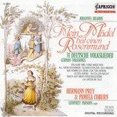 J. Brahms: Meine Madel hat einen Rosenmund: 31 Deutsche Volkslieder