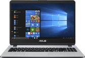 Asus R507UB-EJ057T-BE - Laptop - 15.6 Inch - Azerty