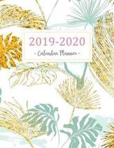 2019-2020 Calendar Planner