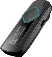 Difrnce MP875 MP3 speler met radio - 4GB - Zwart/b