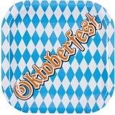 Oktoberfest Borden 25cm 6 stuks