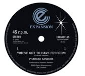 You`Ve Got To Have Freedom / Got To Give It Up