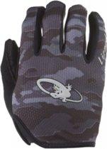 Lizard Skins Fietshandschoenen Monitor Zwart/grijs Maat 7