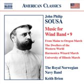 Sousa: Music For Wind Band 9