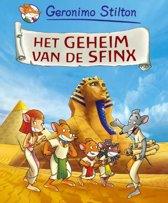 Geronimo Stilton - Een reis door de tijd 2 Het geheim van de Sfinx
