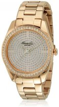Kenneth Cole - Horloge Dames Kenneth Cole IKC4958 (38 mm) - Unisex -