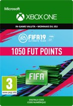 FIFA 19: Ultimate Team -  1.050 Points - Xbox One