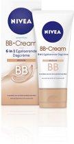 NIVEA BB Cream Egaliserend Medium - 50 ml - Dagcrème