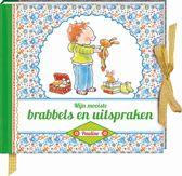 Mijn mooiste brabbels en uitspraken Pauline Oud - Hardcover - Dagboek - 21 x 19 x 2,5 cm