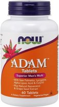 ADAM Superior Men's Multi 60tabl