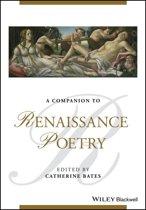 A Companion to Renaissance Poetry