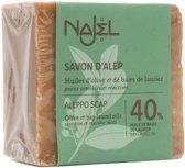 Najel zeep Aleppo regular 40% laurierolie 200 gr