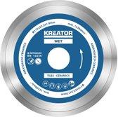 Kreator KRT080200 Set Diamantschijven - Ø115 mm - Eco Tegels & Keramiek - 3 stuks