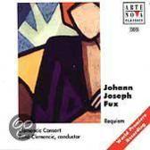 "Fux: Requiem ""Kaiser Requiem"" / Rene Clemencic, Clemencic Consort"