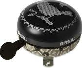 Basil Boheme Big Bell - Fietsbel - Charcoal Zwart
