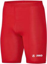 Jako Tight Basic 2.0 Junior Sportbroek - Maat 152  - Unisex - rood