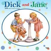 Dick and Jane 2018 Wall Calendar