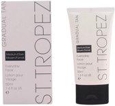 St Tropez Gradual Tan Everyday Face Medium/Dark - 50 ml - Zelfbruiner