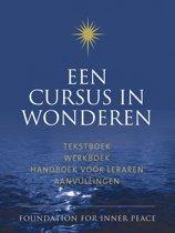 Een cursus in wonderen / deel tekstboek werkboek handboek voor leraren aanvullingen
