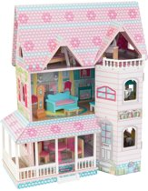 KidKraft Houten poppenhuis Abbey Manor