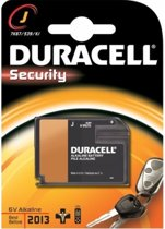 Duracell Security 6V - J - 7K67 -4LR61 - 539 Alkaline batterij