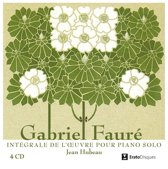 Jean Hubeau - Faure:Compl Works For Piano