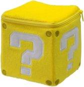 Super Mario Bros pluche vraag blok