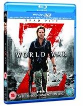 World War Z (Import) (3D Blu-ray + 2D Blu-ray) [Region Free]