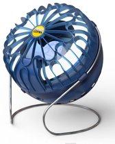 Blue moon 25 watt insectendoder 3688B in blauw met ventilatortechniek van Moel