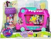 Littlest Pet Shop Snoepwagen