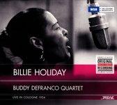 Billie / Buddy Defranco Quartet Holiday - Live In Cologne 1954