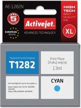ActiveJet AE-1282N inktcartridge Compatible Cyaan 1 stuk(s)
