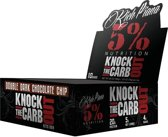 Knock the Carb Out Bar 10repen Double Dark Choco