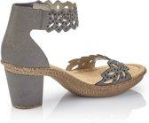 Rieker sandalette - Dames - Maat 39 -