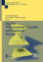 Higher Dimensional Varieties and Rational Points