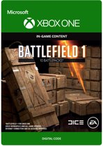 Battlefield 1 - 10 Battlepacks - Xbox One