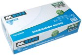 M-Safe 4061 Disposable Vinyl Handschoen 8/M