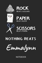 Nothing Beats Emmalynn - Notebook