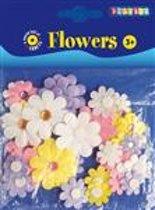 Playbox Zelfklevende Bloemen