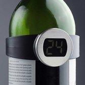 MikaMax Wijnthermometer 7,5x7,5x4cm LCD Scherm