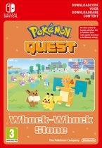 Pokemon Quest Whack-Whack Stone Add-on - Nintendo Switch