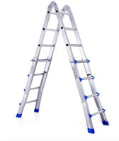 Little Giant Telescopische ladder - 4x4 sporten - Werkhoogte 3.98m