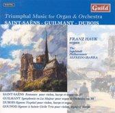 Triumphal Music For Organ