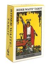 Rider Waite tarot kaarten pocket Nederlandse editie