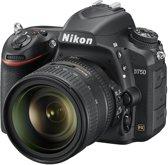 Nikon D750 + AF-S 24-85mm - Spiegelreflexcamera  - Zwart