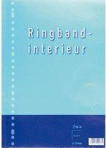 Ringband Interieur 23-rings 70gr 50vel blanco