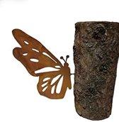 Decoratie vlinder voor in boom