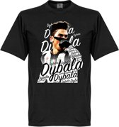 Paulo Dybala JUVE Celebration T-Shirt - XS