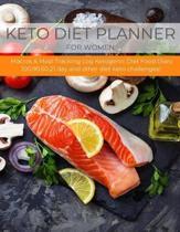 Keto Diet Planner for Women
