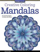 Creative Coloring Mandalas
